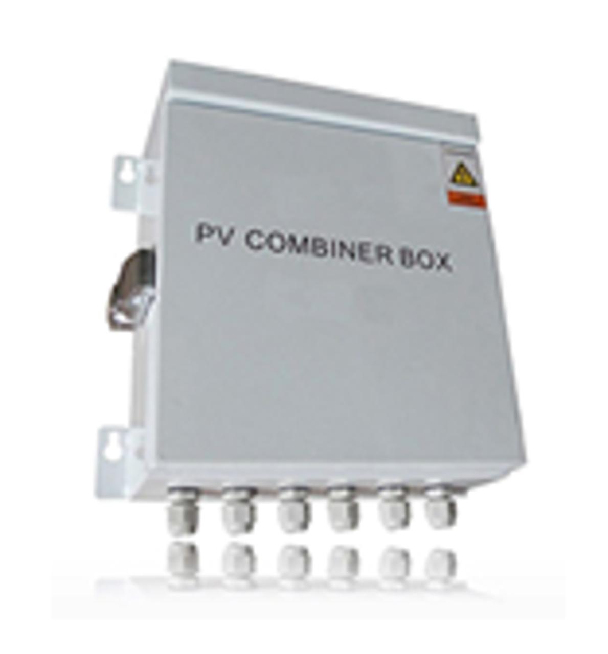 Solar Panel Array Combiner Box Ies Distributors