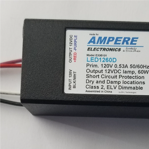 (LED is DC) and no need for 1-10V drivers.