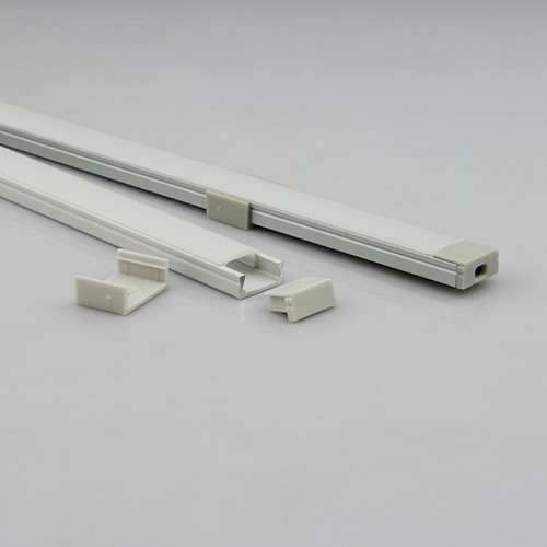 Advantages:  Small dimensions ( just 6mm high), profile can fit slim design and thin furniture pieces, lightweight, easily release heat, environment friendly