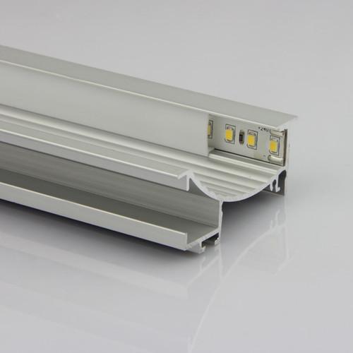 1 Meter Aluminum Floor Extrusion