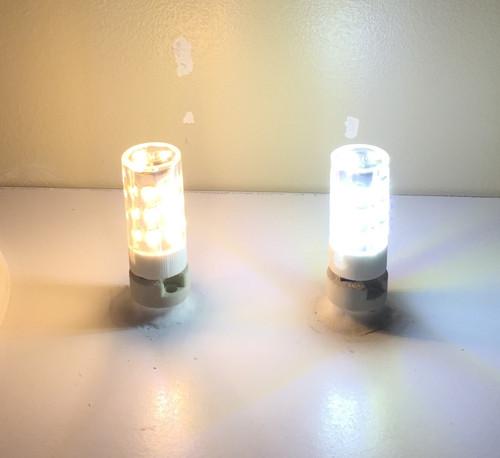 3W LED Corn Lamp Warm White