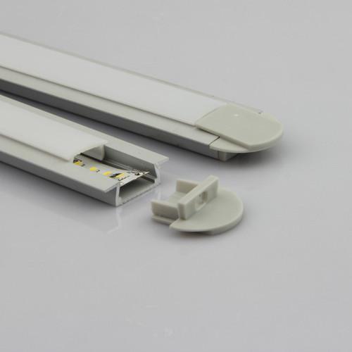3 Meter Aluminum Extrusion Slim with Bezel