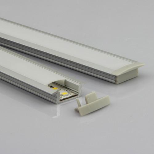 3 Meter Aluminum Extrusion Slim