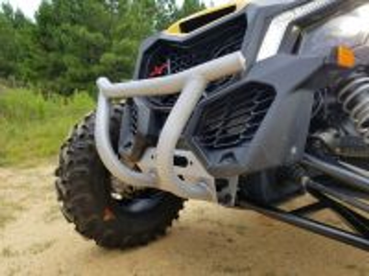 Maverick X3 Race Lite Winch Bumper