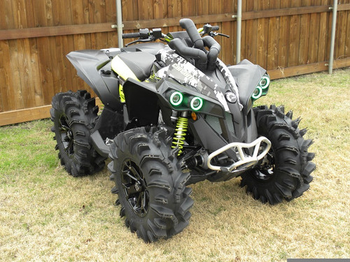 CAN AM RENEGADE EXTREME SNORKEL KIT 12-17 500-800-1000-R-X-XC- AND POWER STEERING .
