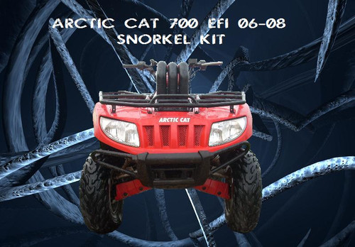 ARCTIC CAT 700 EFI 2006-2008 SNORKEL KIT
