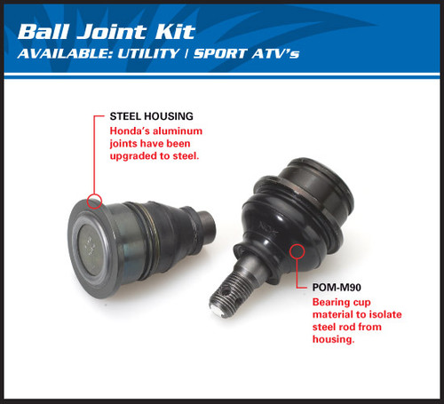 Can-am All Balls Upper Ball Joint Kit