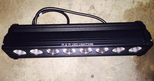 80 WATT 15 Inch Single Row Cree LED Light Bar