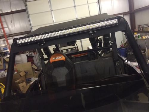 R&R MILITARY GRADE SINGLE ROW 50 INCH CREE LIGHT BAR