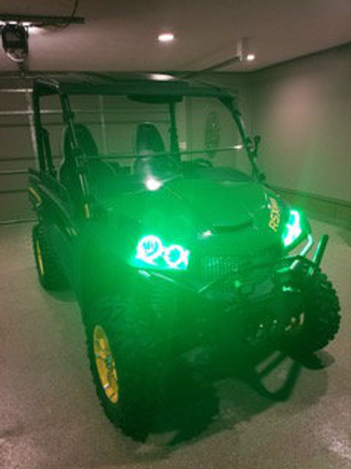 R&R LED Lighting Halo Kit John Deere RSX/XUV