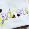 Bewitched Embroidery Font Machine Embroidery Design