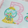 Gumball Alpha Machine Embroidery Design