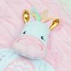 In The Hoop Unicorn Lovey