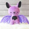 In the Hoop Briar the Bat Plush