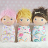 In the Hoop Swaddle Sweeties Machine Embroidery Design