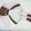 In the Hoop Darling Bunny
