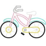 Bicycle Applique