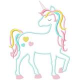 Unicorn 2 Applique