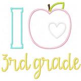 I Heart 3rd Grade