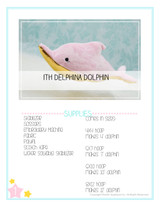 In the Hoop Delphina Dolphin