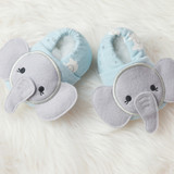 ITH Elephant Baby Shoes