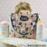 In the Hoop Diaper Bag