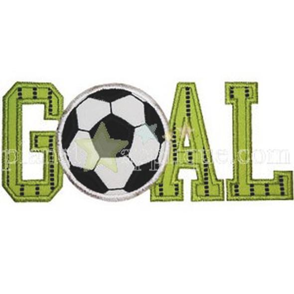 Goal Applique