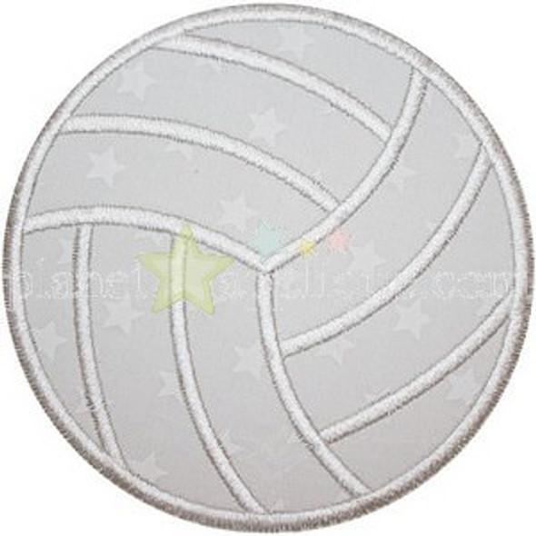 Volleyball Applique