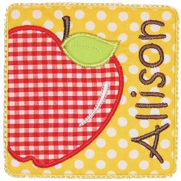 Apple Patch Applique