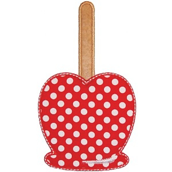 Candy Apple 2 Machine Embroidery Design