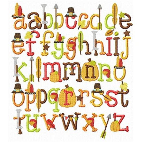 Thanksgiving Font