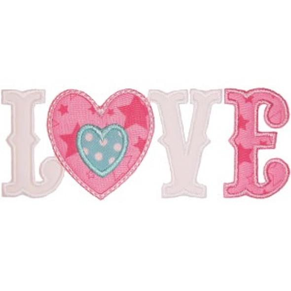Love Applique