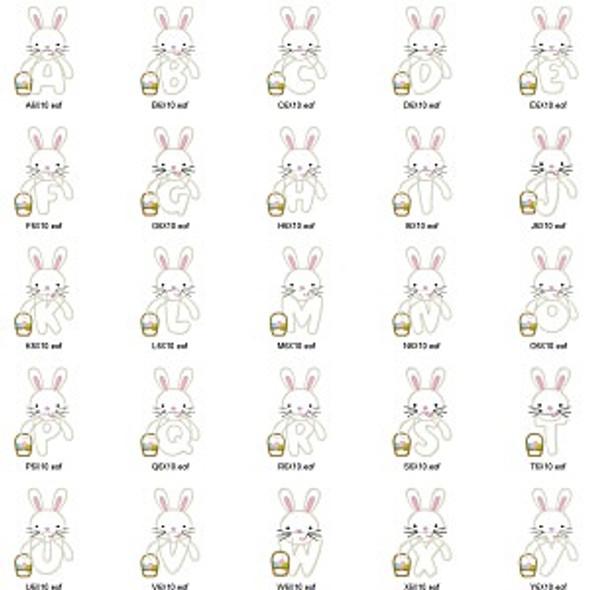 Easter Bunny Alpha