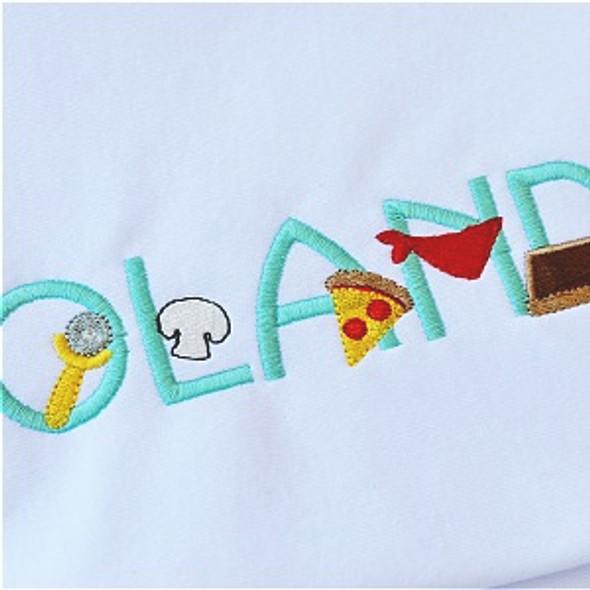 Pizza Party Font