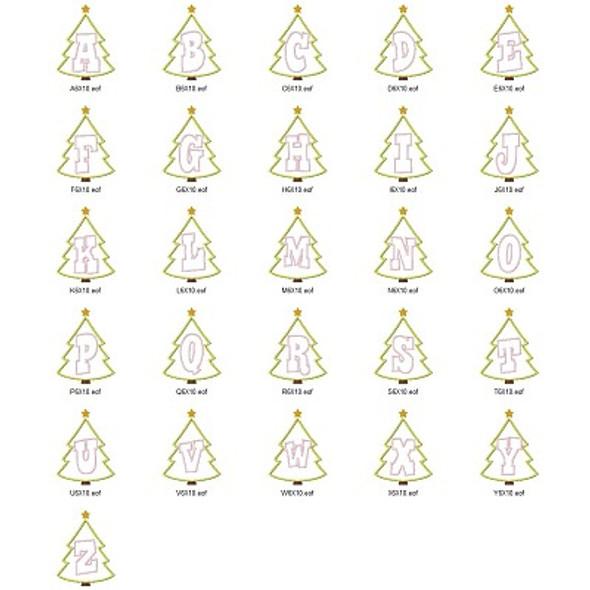 Christmas Tree 3 Alpha