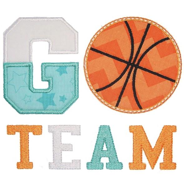 Go Team Basketball