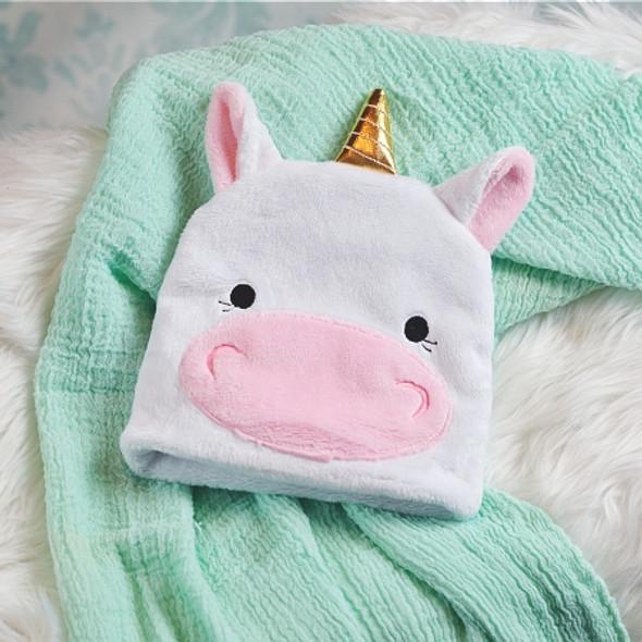 ITH Unicorn Baby Beanie Machine Embroidery Design