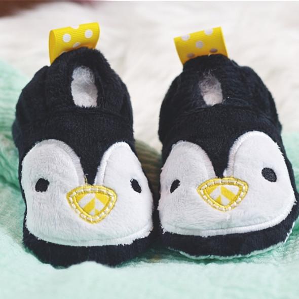 ITH Penguin Baby Booties