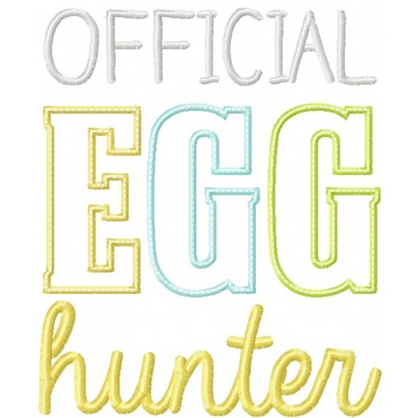 Official Egg Hunter