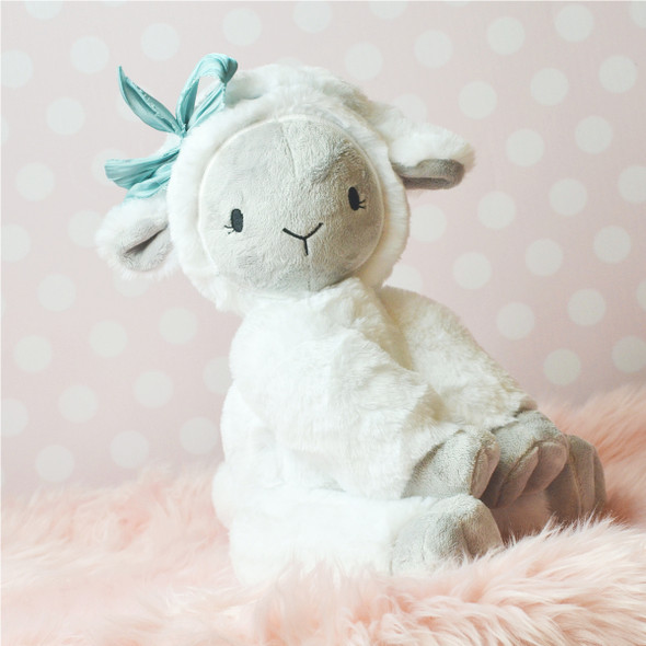 In the Hoop Lenore the Lamb