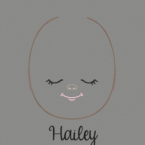 Hailey Doll Faces Addon
