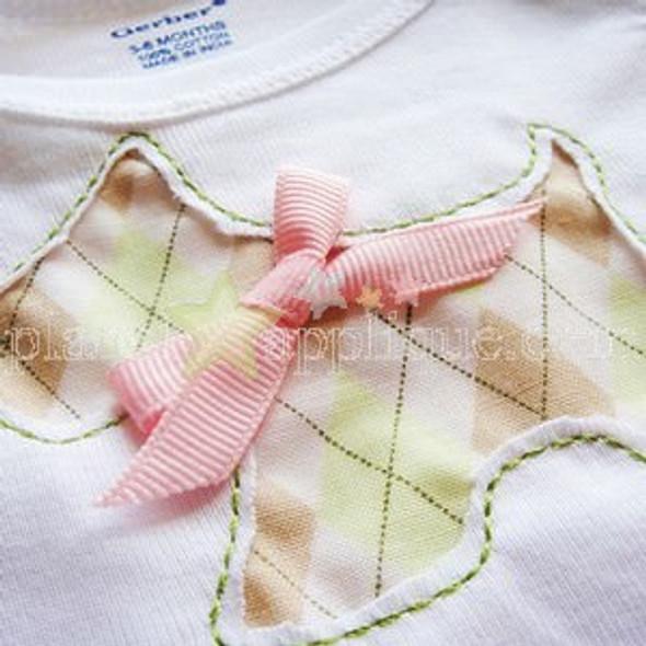 Reverse Applique Set 1 Machine Embroidery Design