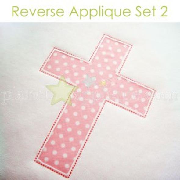 Reverse Applique Set 2