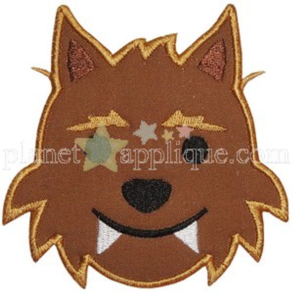 Werewolf Applique