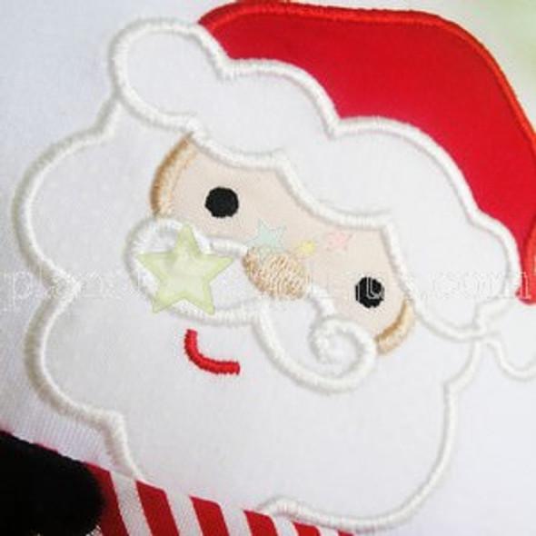 Santa Pocket Alphabet