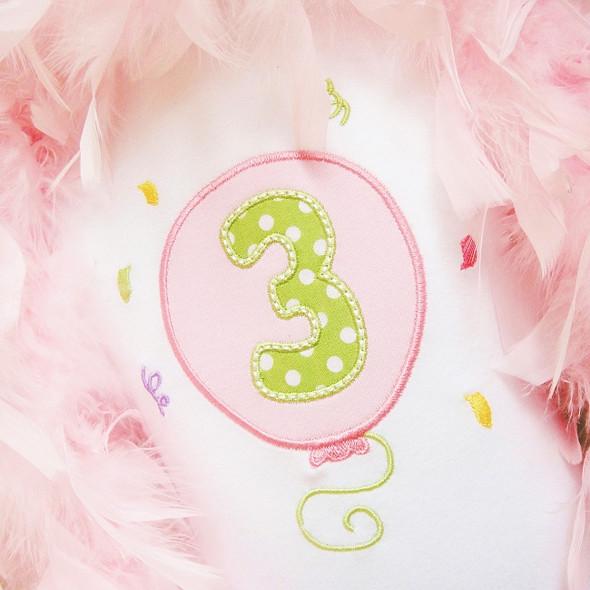 Birthday Balloon Alpha