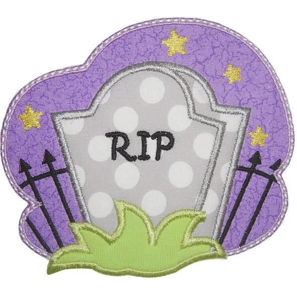 Graveyard Applique