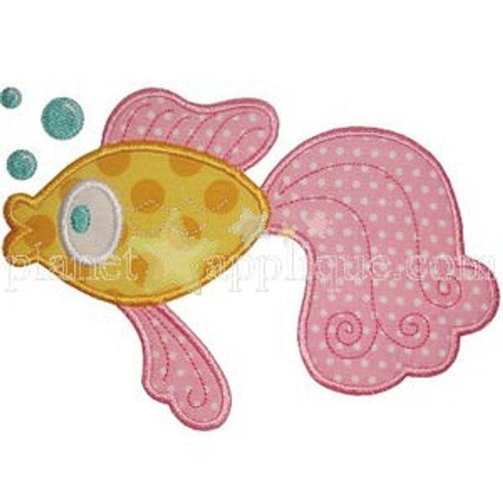 Betafish Applique