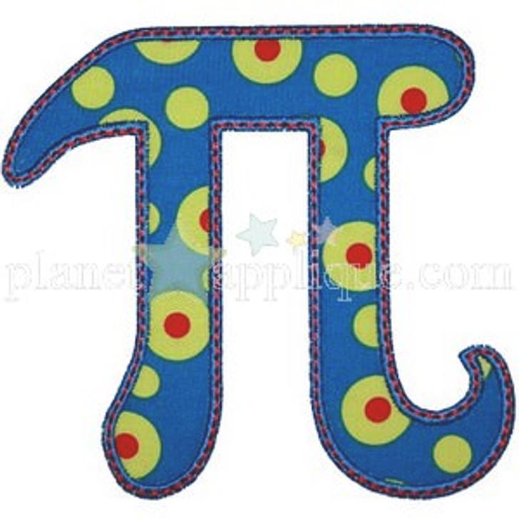 Pi Applique