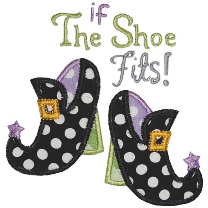 If Witch Shoes Fit